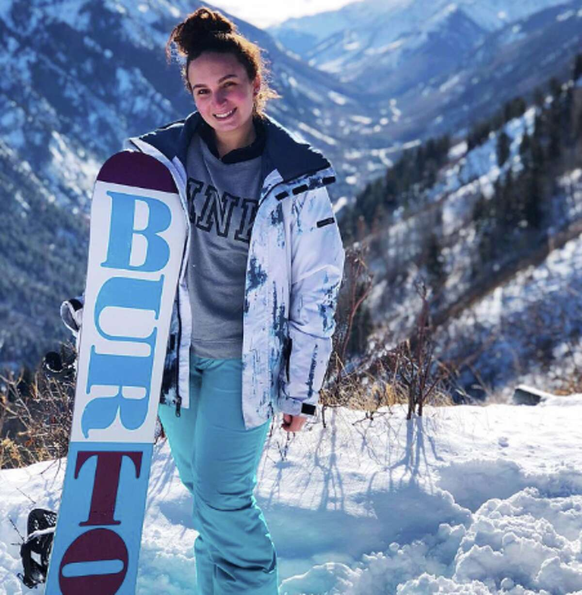 Jamey Abeles, 22 Profession: Full-time student at the University of Denver (DU) Year moved to Denver: 2014 Monthly rent: $680 for duplex shared with five people Why she moved: