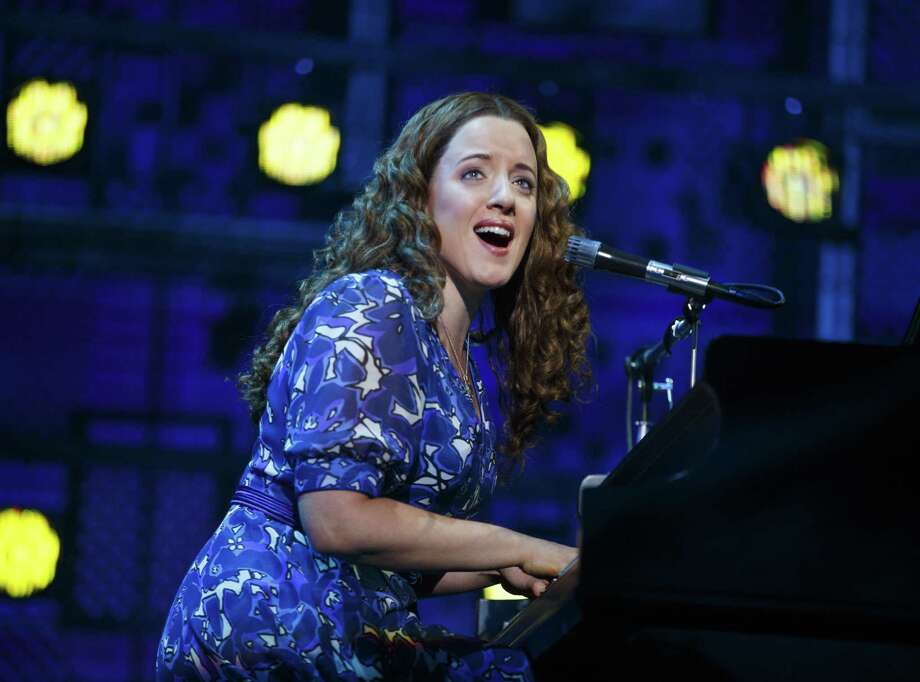 Broadway's Abby Mueller, who starred in 'Beautiful: The Carole King Musical,' will debut 'Life Is Beautiful,' an original song, at the sixth annual Celebrating Hope 2018 gala taking place beginning at 6:30 p.m. Friday at the Riverside Yacht Club. The event will benefit the Alzheimer's Association Connecticut Chapter. For tickets ($400 each) call 860-828-2828. Guests are encouraged to wear purple. Photo: Joan Marcus / SHN
