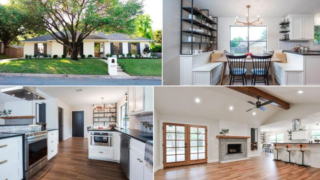 chip and joanna gaines 39 latest house flip is a bargain and. Black Bedroom Furniture Sets. Home Design Ideas
