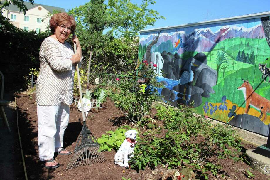 Clear Lake woman revives community garden after Harvey - Houston ...
