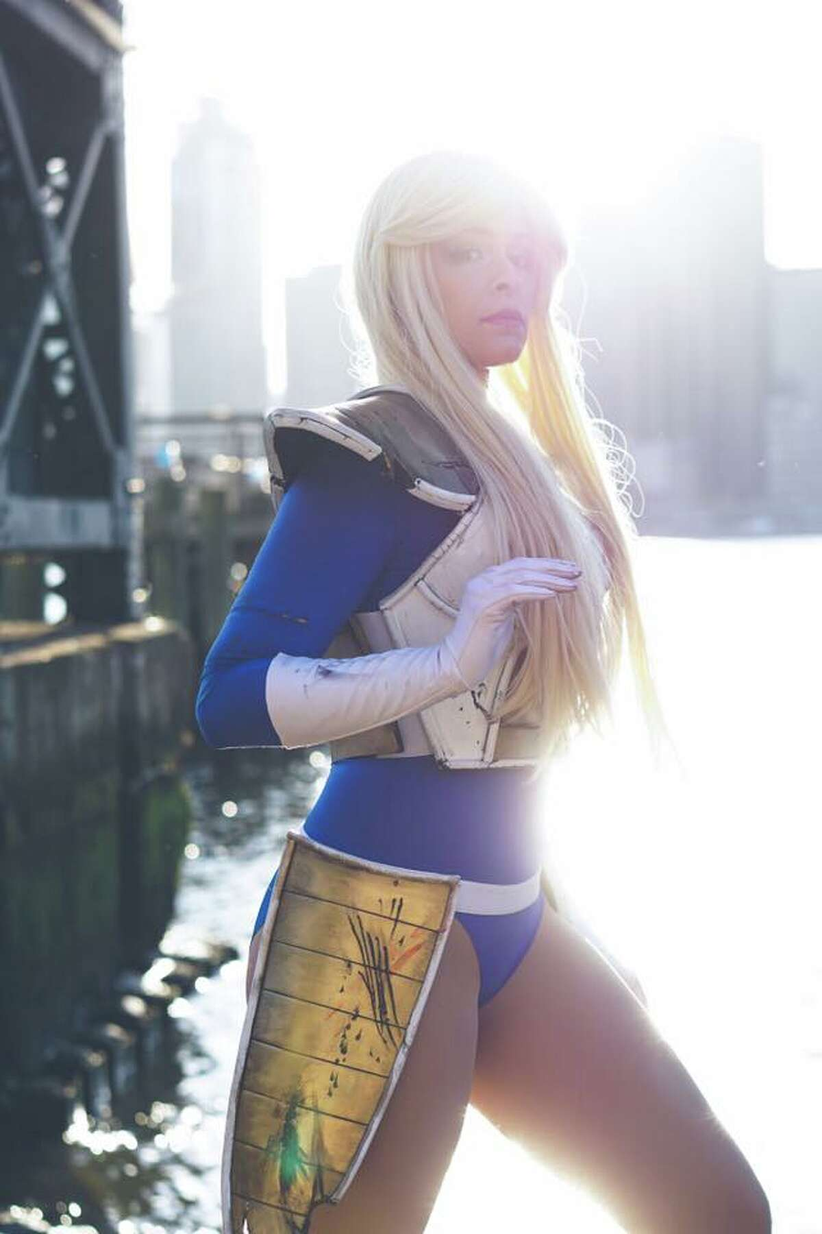 Becka Noel will be one of eight confirmed cosplayers attending Comicpalooza May 25 at Houston's George R. Brown Convention Center.