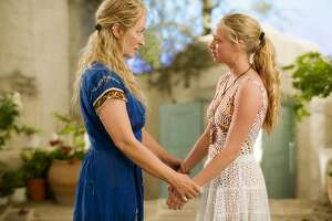 Meryl Streep and Amanda Seyfried in 'Mamma Mia! The Movie' (Universal Pictures)