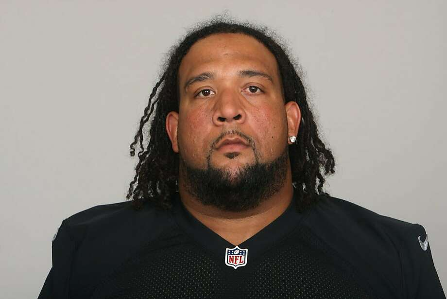 This is a photo of Donald Penn of the Oakland Raiders NFL football team. This image reflects the Oakland Raiders active roster as of Tuesday, June 27, 2017. (AP Photo) Photo: AP