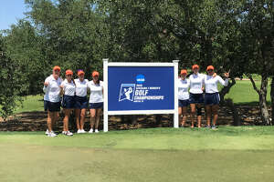 The UTSA women's golf team finished 12th in the 18-team NCAA Austin Regional Tournament at the University of Texas Golf Club on May 9, 2018.