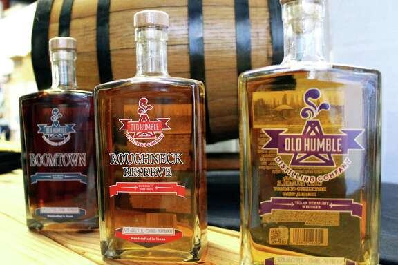 Making its debut at the Old Humble Distillery Celebration on Memorial Day is Roughneck Reserve and Boomtown.