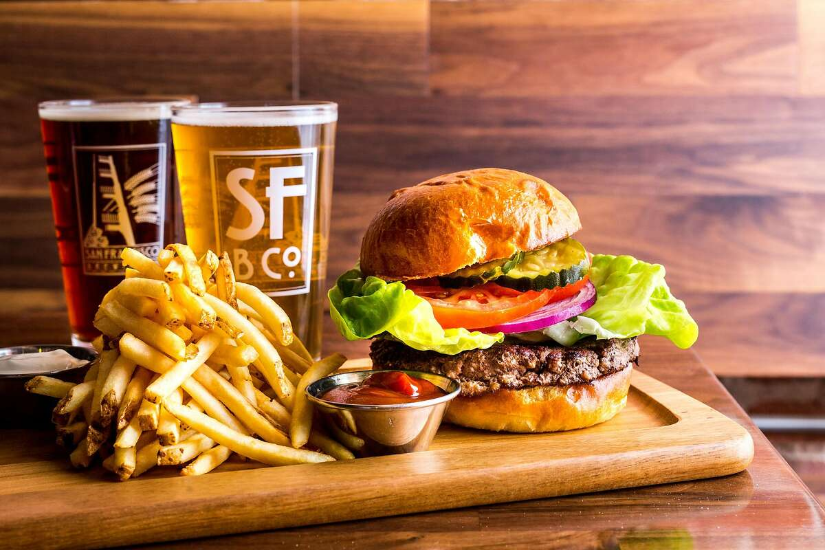 San Francisco Brewing Co. is open at Ghirardelli Square.