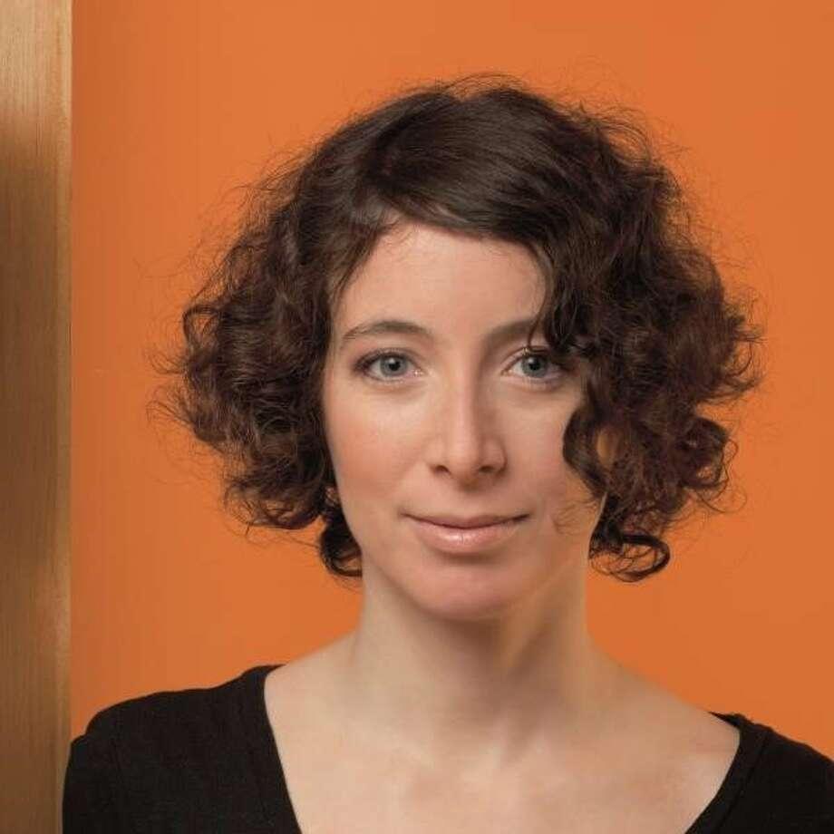 Author Ayelet Gundar-Goshen.  Photo: Alon Siga Photo: Alon Siga