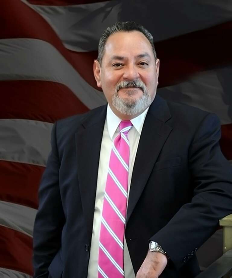 Joey Contreras, candidate for 187th state District Court judge.