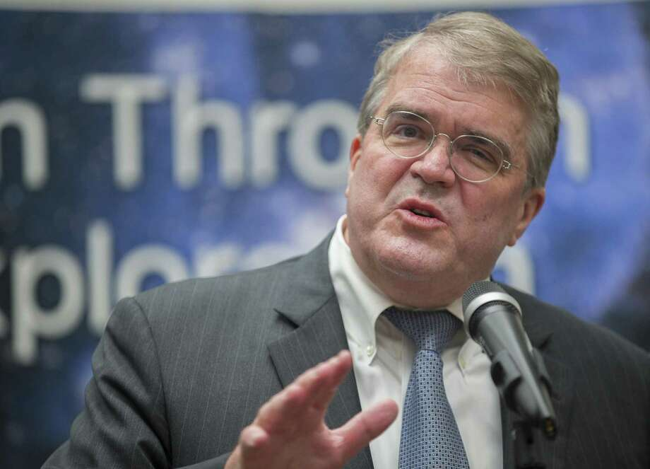 U.S. Representative John Culberson is a seven-term Republican U.S. congressman representing the 7th Congressional District. He serves as chairman of the House Appropriations Subcommittee on Commerce, Justice, and Science. Photo: Mark Mulligan, Houston Chronicle / Houston Chronicle / © 2018 Houston Chronicle