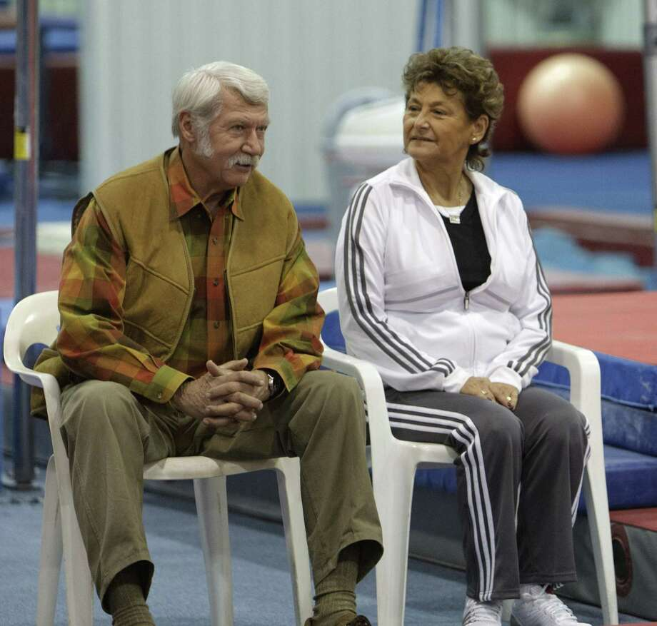 Martha Karolyi says she did not know of allegations until summer of 2016. Photo: Bob Levey, Stringer / Getty Images For Hilton / 2011 Getty Images