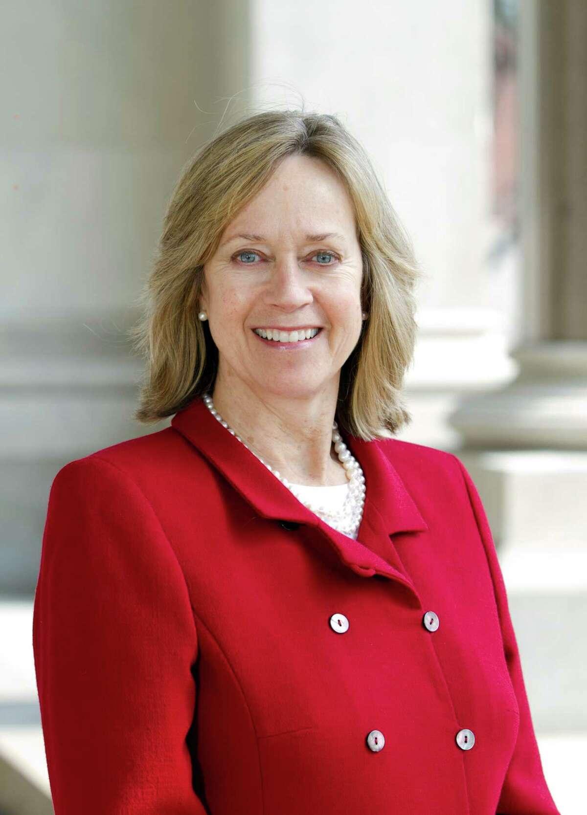 State Rep. Terrie Wood, R-Darien