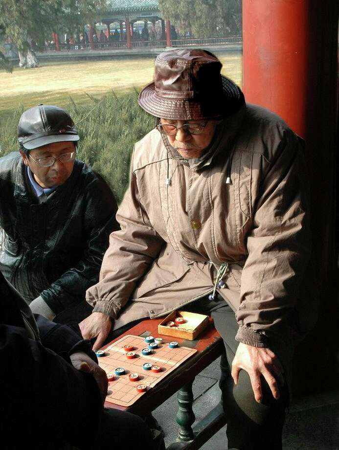 Nancy Nickerson's image 'Chinese Checkers' is part of a Midland Camera Club exhibit at the Grace A. Dow Memorial Library mezzanine during May. (Photo provided)