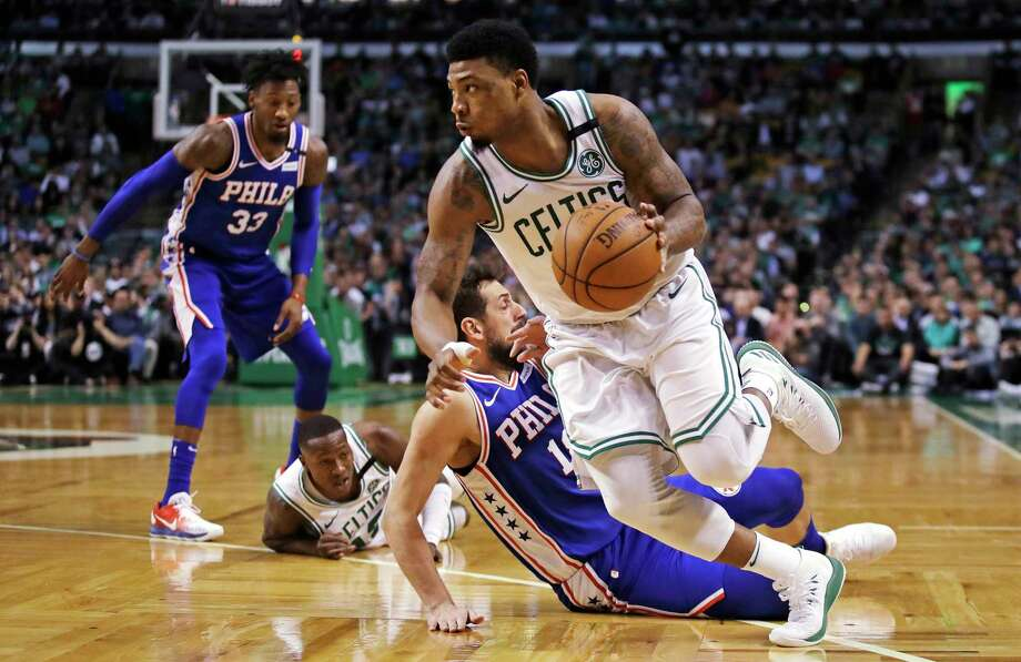 Celtics complete improbable run back to conference finals - Houston ... cc0e3176d