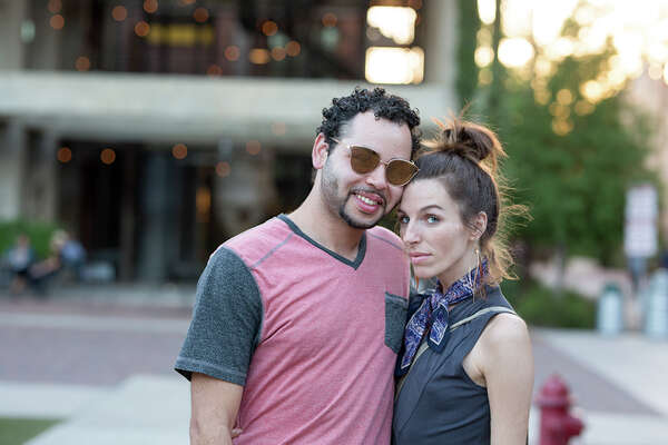 """SoundCream Sunset Sessions brought its """"Humble Vibrations"""" open-air dance party to the Pearl on Wednesday, May 9, 2018. DJ Plata set the tone as simple partygoers and their pups enjoyed an evening on the lawn."""