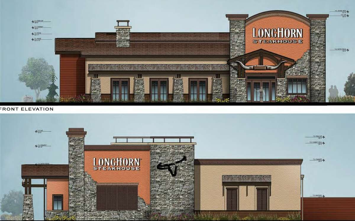 Longhorn Steakhouse at sought a site for its restaurant for the past four years. This will be built on the former site of the Lazare auto dealership.