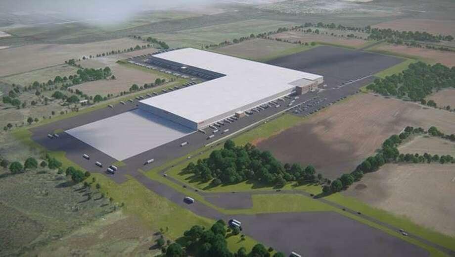 H E B Plans Distribution Center On San Antonio S East Side Adding