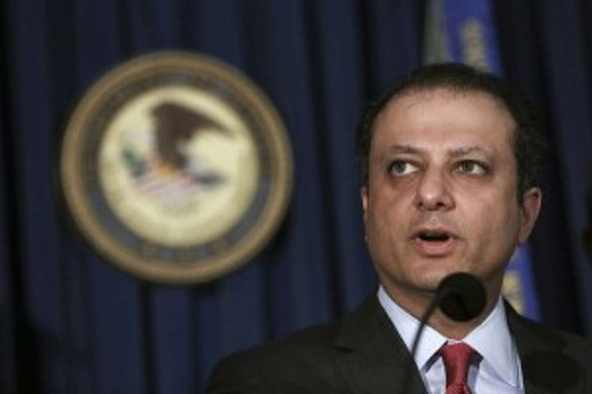 Preet Bharara, U.S. Attorney for the Southern District. (Michael Appleton, New York Times)