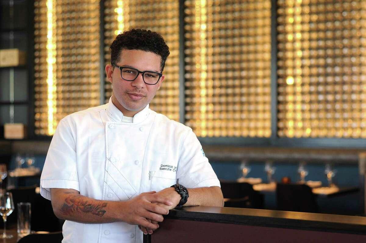 Executive chef Dominick Lee at Poitin restaurant, 2313 Edwards, at Sawyer Yards.