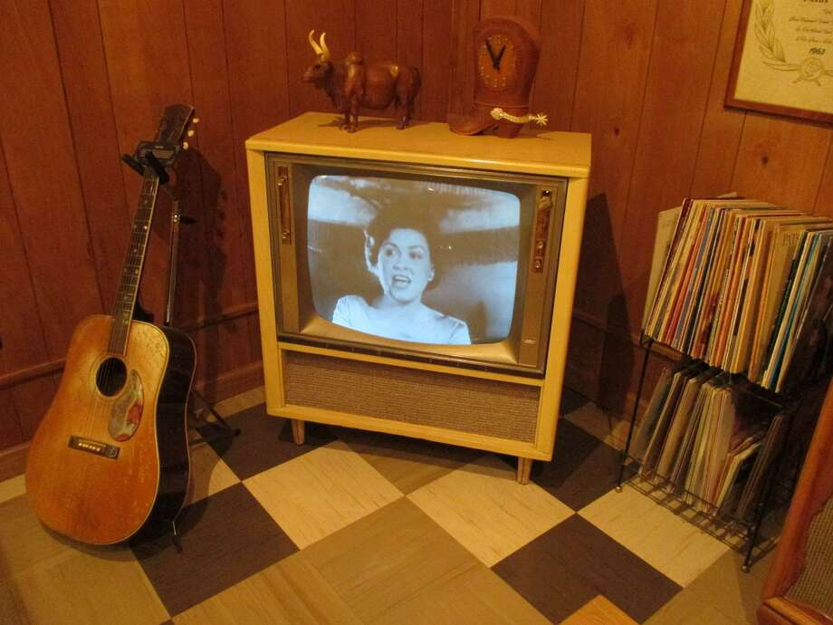 Artifacts from the musician's home add personal touches to the Patsy Cline Museum in Nashville. Photo: By Robin Soslow / For The Express-News