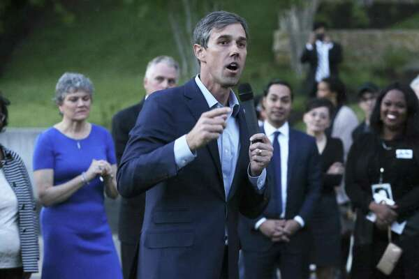 Beto O Rourke Puts All His Chips On 2018 Expressnews Com