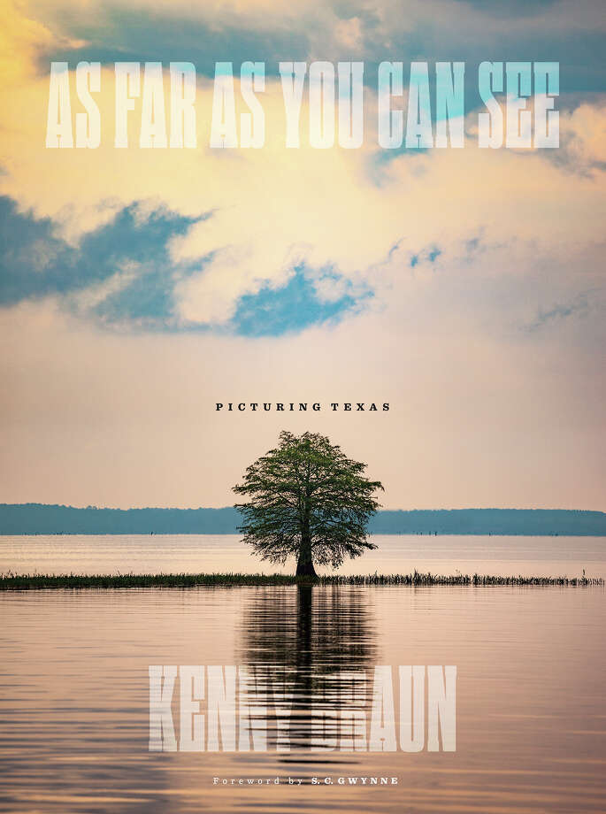 "Austin-based photographer's Texas photobook ""As Far as You Can See"" recently hit stores.