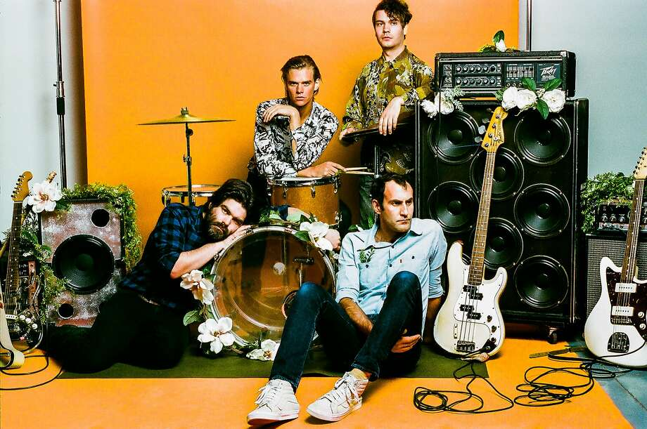 Preoccupations — formerly known as Viet Cong — will perform at the Rickshaw Stop in San Francisco. Photo: Pooneh Ghana