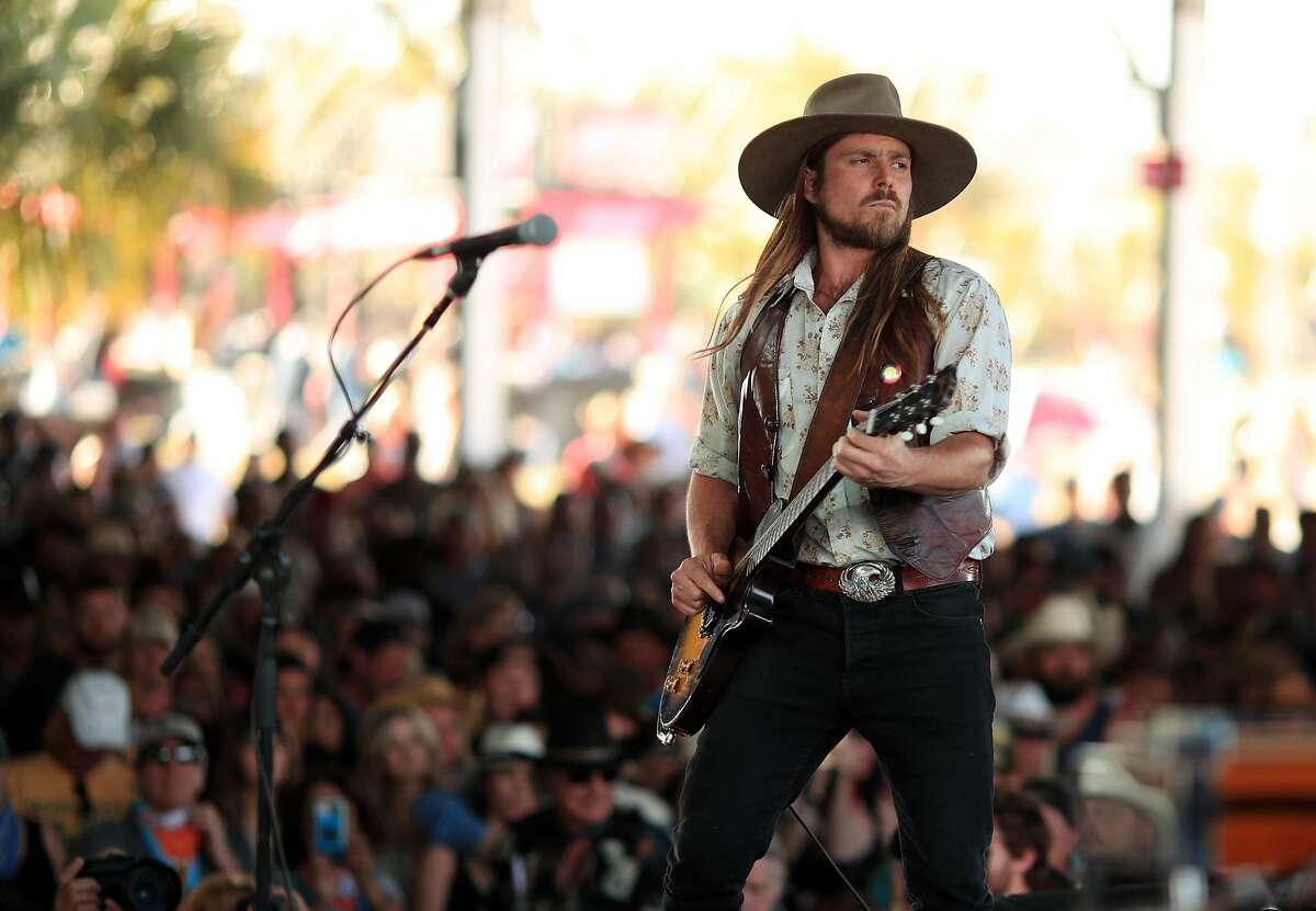 Lukas Nelson and Promise of the Real will be at the Strawberry Music Festival in Grass Valley (Nevada County), before heading to BottleRock in Napa.