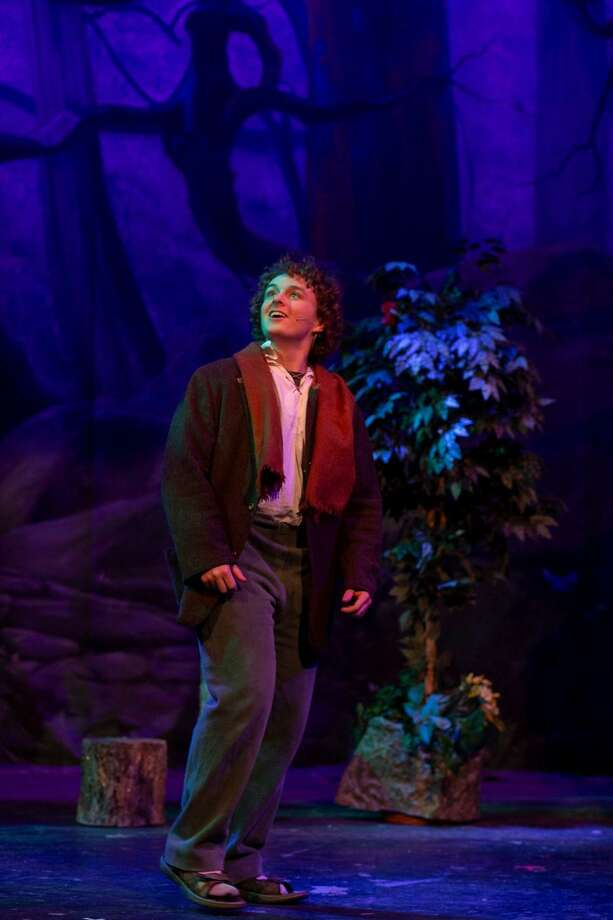 On Friday, May 11 and Saturday, May 12, Canterbury School in New Milford presents Into the Woods, directed by longtime faculty members Maddie and Robin Dreeke. Photo: Contributed Photo / Hearst Connecticut Media / The News-Times Contributed