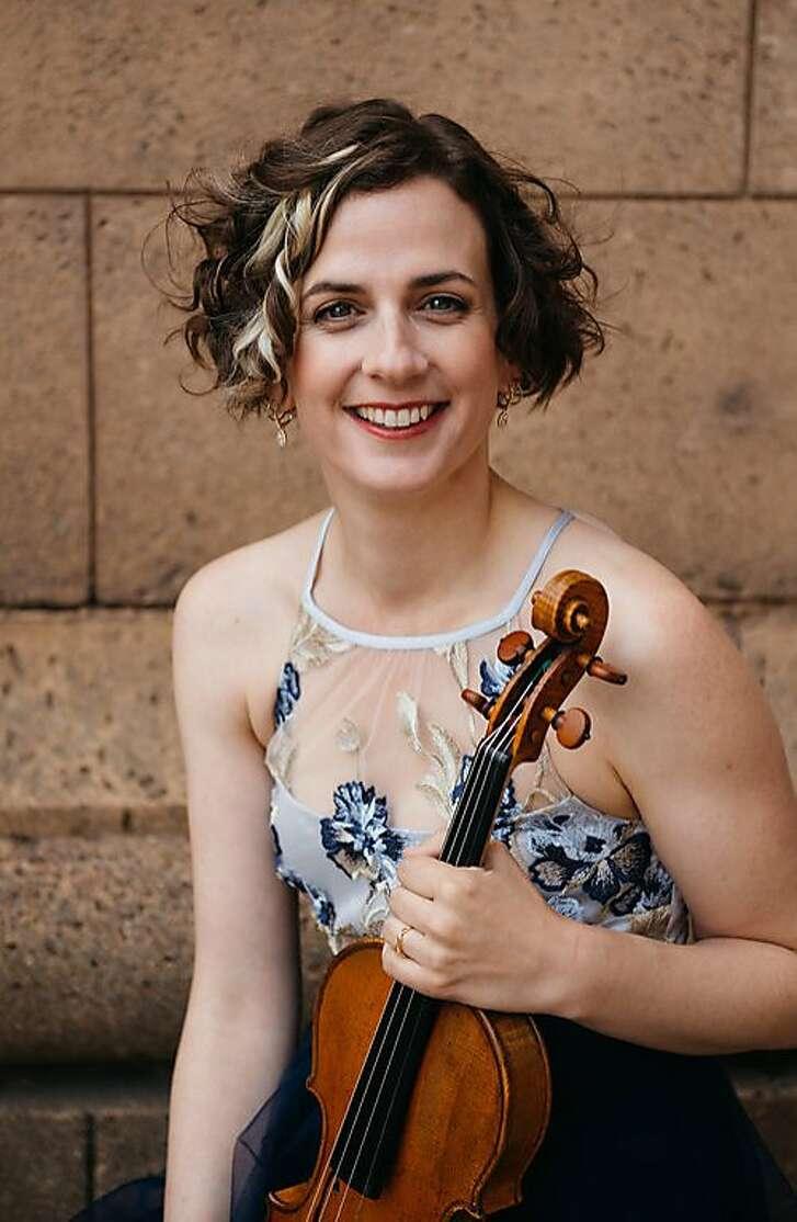 Violinist Liana B�rub�