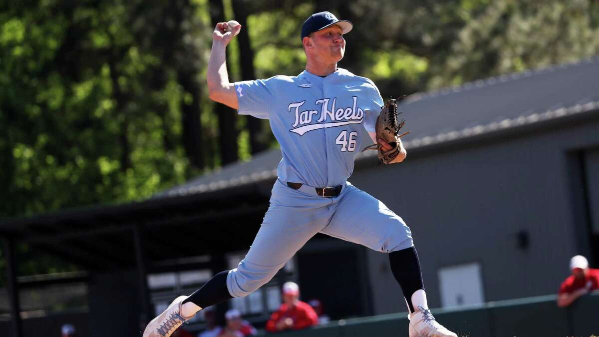 Staples graduate Ben Casparius is off to a solid start at the University of North Carolina.