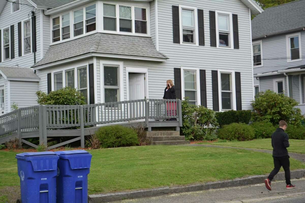 A sober home on Prospect Street is one of 50 such facilities across Torrington.