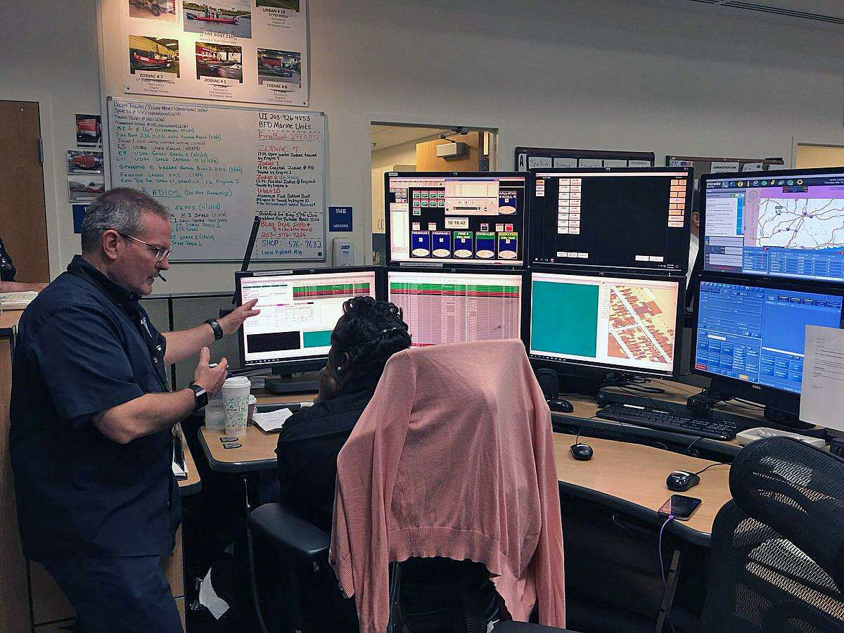 The City of Bridgeport, Conn., announced Thursday, May 10, 2018, the launch of a new public safety software program to enhance sharing information from dispatch to the proper first responder agencies.