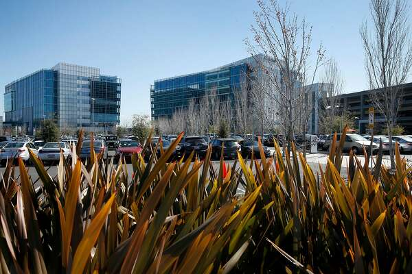 The Scramble For Sunnyvale Tech Companies In Arms Race For Office Space Sfchronicle Com