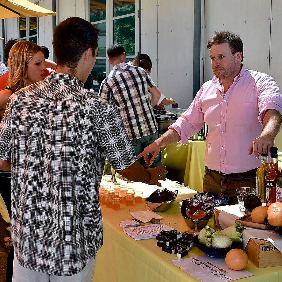 The Top Drink Cocktail Festival will be held at the museum in Yountville. Photo: MJ Schaer 2017