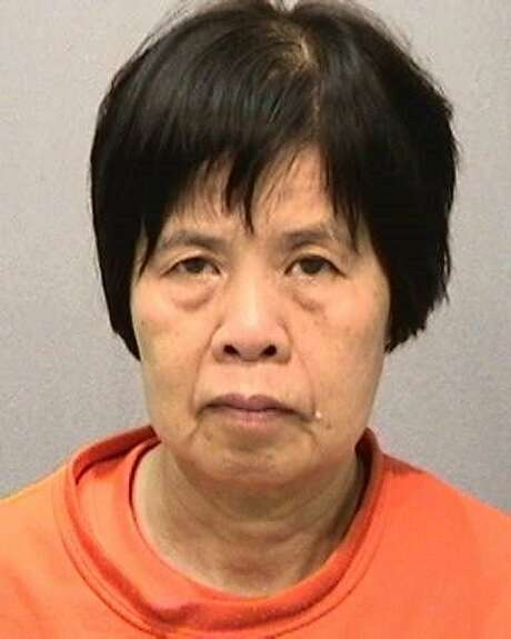 In this Sept. 27, 2013 file photo, Jennie Zhu, then 58, was booked on suspicion of vehicular manslaughter in connection with a crash that killed 16-year-old Kevin San, of San Francisco. Photo: San Francisco Police / San Francisco Police