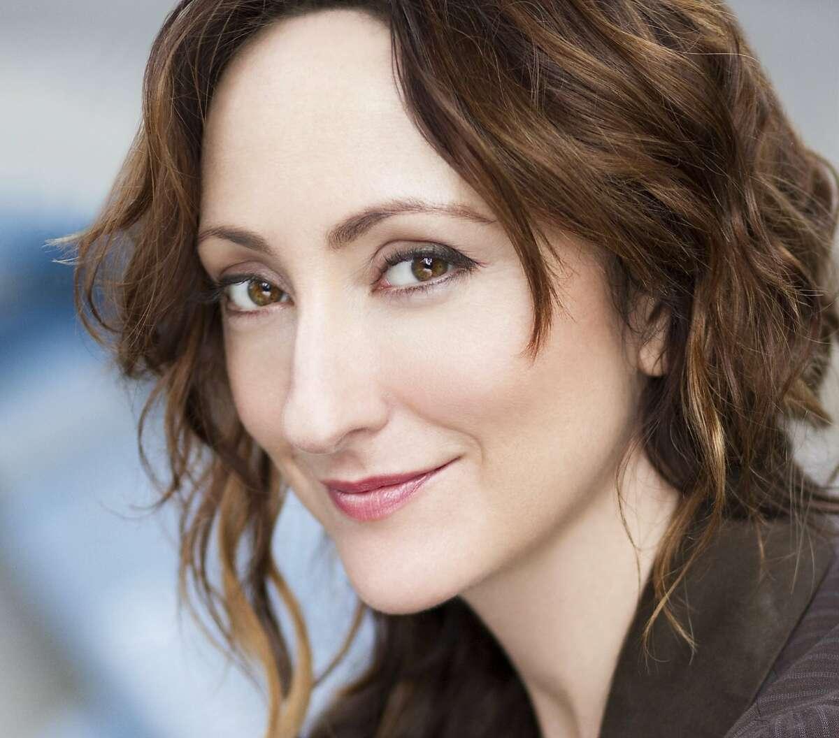Tony nominee Carmen Cusack.