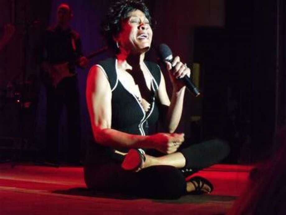 Singer Bettye LaVette will perform at Fairfield Theatre Company's StageOne. Photo: Mark Zaretsky / Hearst Connecticut Media