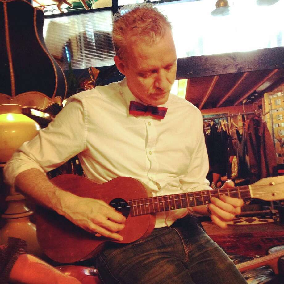 Chris Barron of the Spin Doctors returns for a Sunday matinee at Cafe Nine. Photo: Courtesy Of Chris Barron