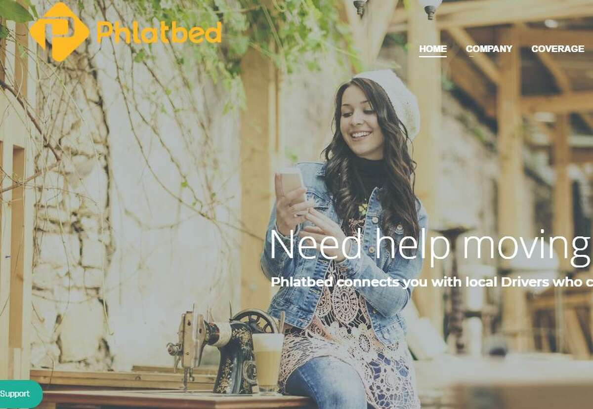 On May 11, 2018, Norwalk, Conn.-based Phlatbed launched its Uber-like platform helping people connect with truck owners to move personal items.