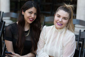 The McNay Art Museum took the party outside for Second Thursday at the McNay on May 10, 2018, which featured music, art and food on the lawn. The event was free, open to dogs and featured a fashion show by the University of the Incarnate Word.
