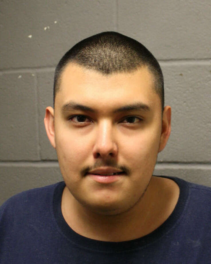 Luis Rivera, 21, was charged Thursday, May 10, 2018 with making a terroristic threat against the HCC Central Campus. Photo: Harris County Sheriffs Office