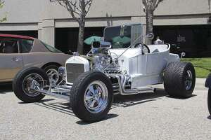 This 1923 Model T roadster was on display at the Edelbrock Car Show in Torance, California. (Photo by Heidi Van Horne)