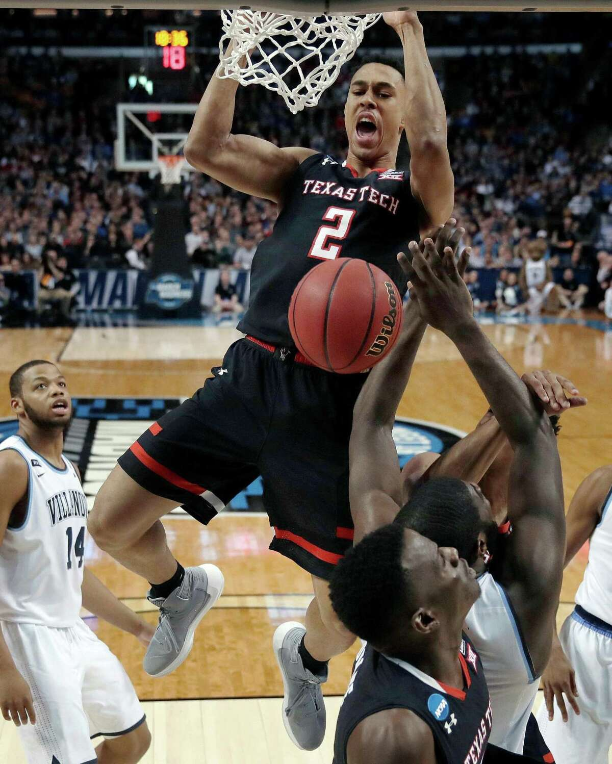 Zhaire Smith Age: 18 Position: SG Size: 6-5, 195 2017-18: Texas TechFun fact: Smith is represented by Roc Nation Sports' Roger Montgomery, who also represents the Spurs' Rudy Gay.