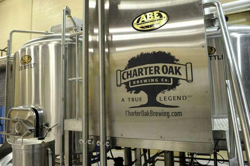 Charter Oak Brewing - Danbury Website