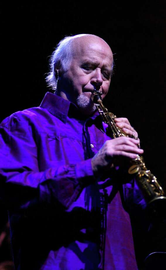 Paul Winter and his Brazilian Quintet appears at Voices Cafe in Westport on May 12, 2018 to benefit KEYS. Photo: Jeff Day / Contributed Photo / Norwalk Hour contributed