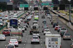 California is making progress on greenhouse gas reductions -- except when it comes to cars.