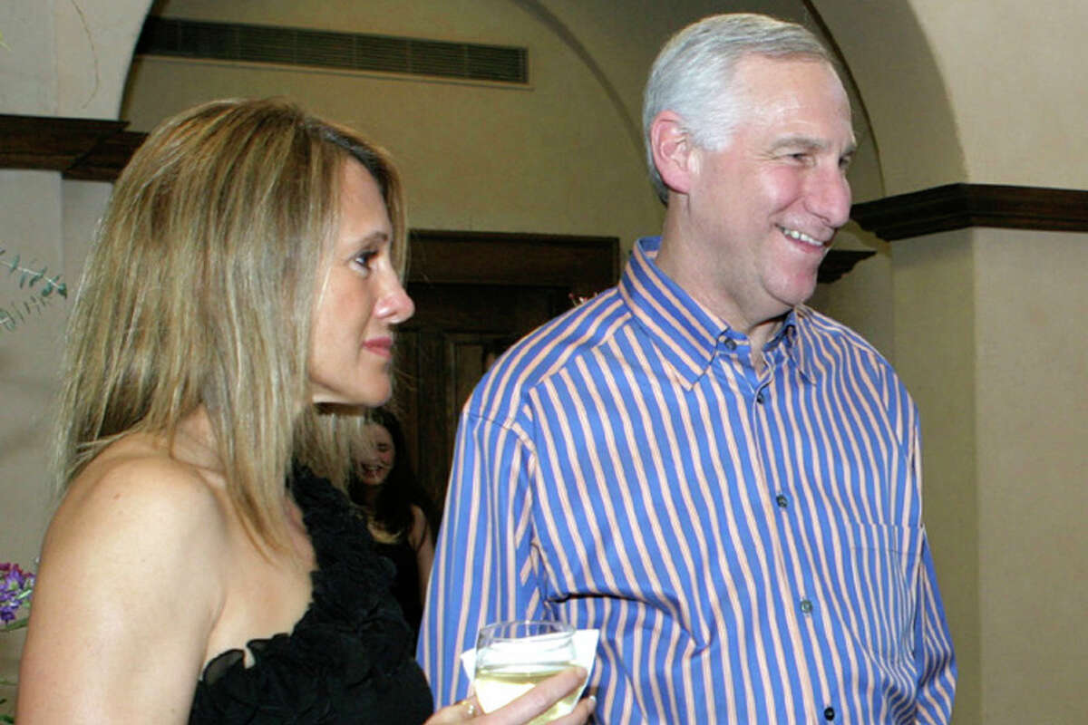 Amato is married to Charlie Amato, chairman and co-founder of SWBC and a Spurs shareholder.