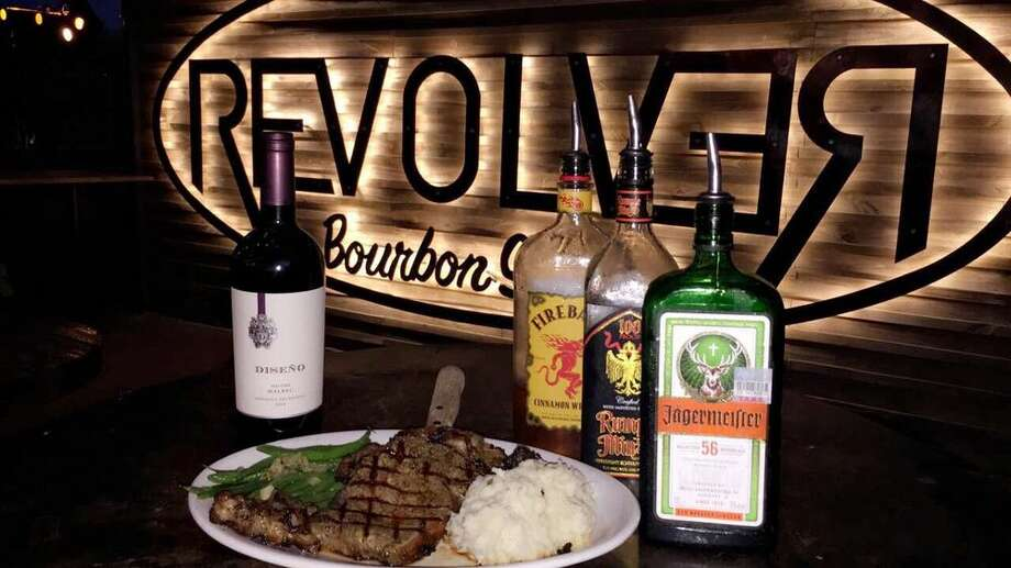 20. Revolver Houston
