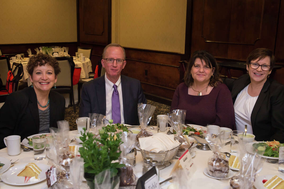 Were you Seen at the Times Union Salute to Nurses luncheon at The Century House in Latham on May 11, 2018?