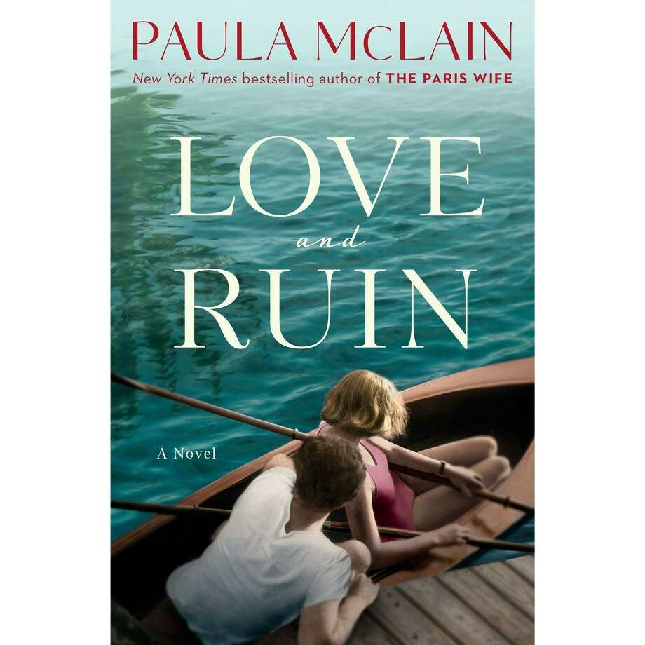 """Love and Ruin: A Novel"" by Paul McLain. Photo: Ballantine / Ballantine"